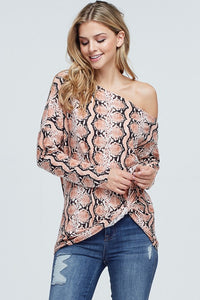 Wildish Charm Top