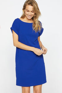 One Day Soon Dress (Blue)