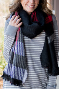 Leave the Cold Behind Scarf