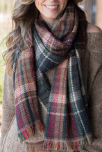 Load image into Gallery viewer, Northern Winds Blanket Scarf