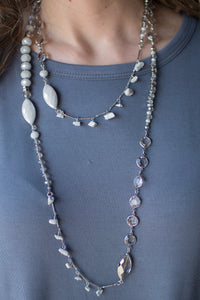 Totally Tiered Necklace