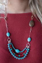 Load image into Gallery viewer, Turquoise Treasures Necklace