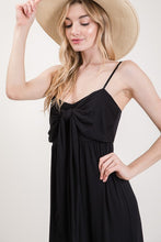Load image into Gallery viewer, Star Gazing Maxi Dress (Black)