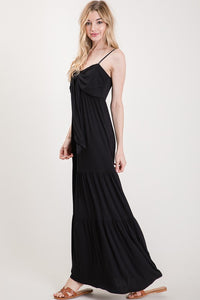 Star Gazing Maxi Dress (Black)
