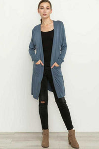 City Casual Cardi (Navy)