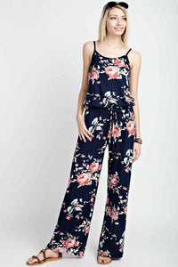A Walk in the Park Jumpsuit