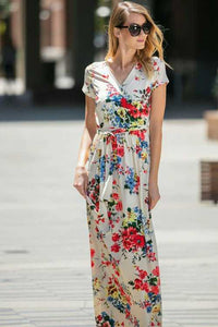 Swept Off My Feet Maxi Dress