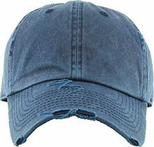 Load image into Gallery viewer, Not Your Dad's Hat (Vintage Pigment Navy)