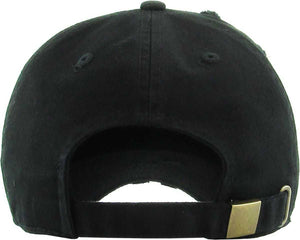 Not Your Dad's Hat (Black)