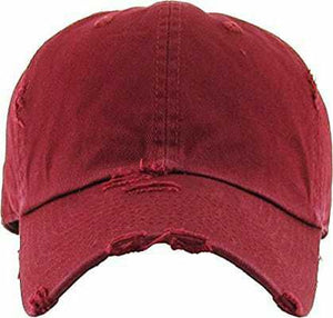 Not Your Dad's Hat (Burgandy)