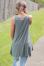 Load image into Gallery viewer, Better Days Tunic (Olive)