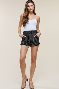 Summer Heat Shorts (Black)