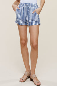 Summer Heat Shorts (Blue)
