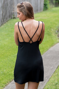 Back to Basics Dress (Black)