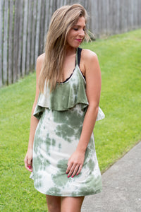 Sun Kissed Dress (Olive)