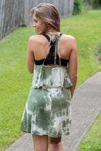 Load image into Gallery viewer, Sun Kissed Dress (Olive)