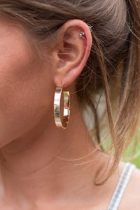 Be Mine Earrings (Gold)