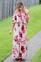 Load image into Gallery viewer, Go With the Flow Maxi Dress (Pink)