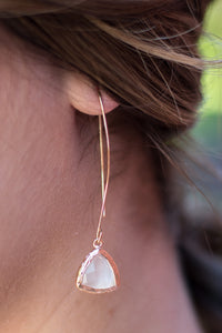 Under the Moonlight Earrings (Opal)