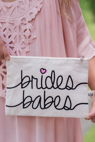 Brides Babes Makeup Bag