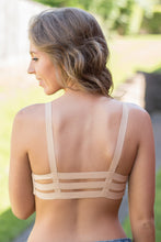 Load image into Gallery viewer, Deep In love Bralette (Tan)