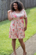Load image into Gallery viewer, Sway My Way Dress (Peach)