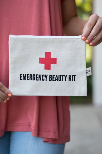 Emergency Beauty Kit Makeup Bag
