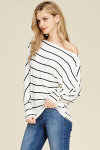 Girl on the Go Top (White)