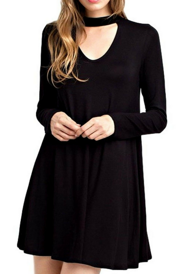 Dance With Me Dress (Black)