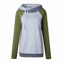Load image into Gallery viewer, All Good in the Hoodie (Olive Double Hood)