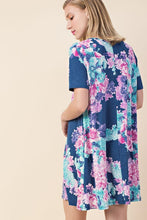 Load image into Gallery viewer, Blue Lagoon Dress