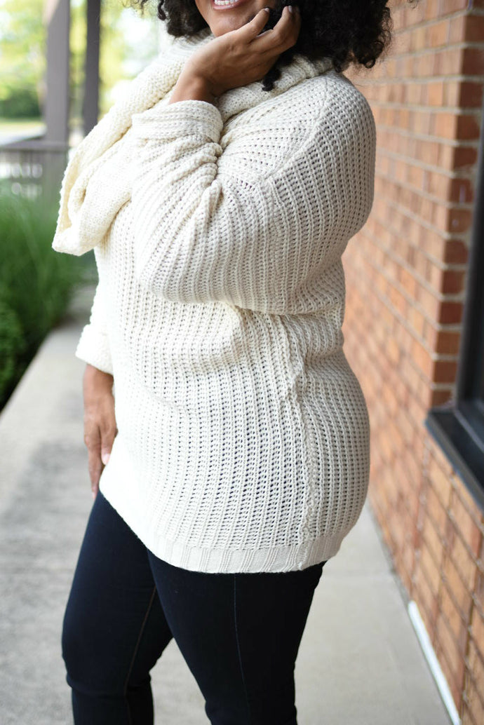Be Mine Sweater (Curvy)
