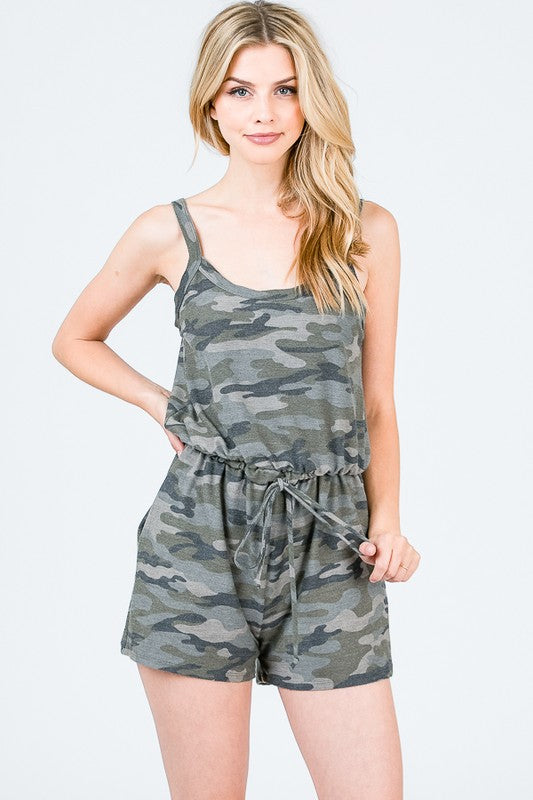 At Ease Romper