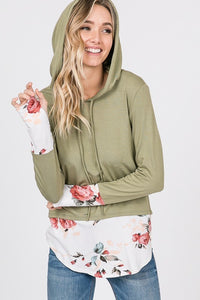 Always Ready Hooded Top