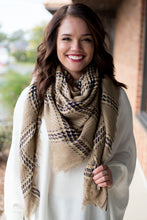 Load image into Gallery viewer, Harvest Time Blanket Scarf