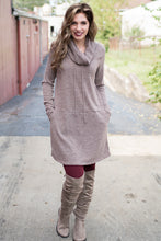 Load image into Gallery viewer, Unforgettable Love Tunic (Brown)