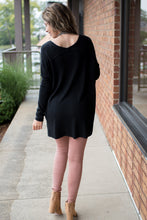 Load image into Gallery viewer, Call It Love Sweater (Black)