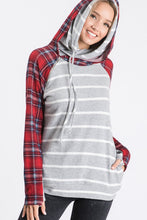 Load image into Gallery viewer, Warmest Embrace Double Hood (Grey)