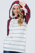 Load image into Gallery viewer, Warmest Embrace Double Hood (White)