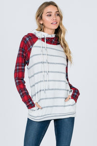 Warmest Embrace Double Hood (White)