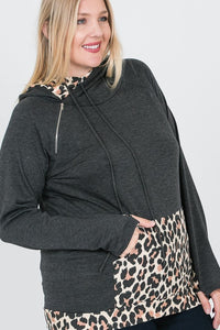 On the Prowl Double Hood (Curvy)
