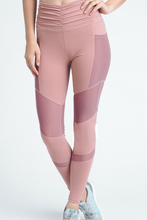 Load image into Gallery viewer, Gym, Tan, Laundry Workout Pants (Blush)
