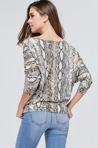 Sly One Top