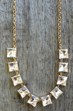 Load image into Gallery viewer, All Squared Away Necklace (Gold)
