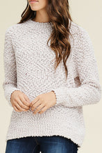 Load image into Gallery viewer, Rumor Has It Sweater (Cream)