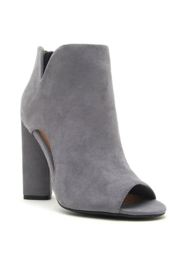 Steel Grey Sky Wedges