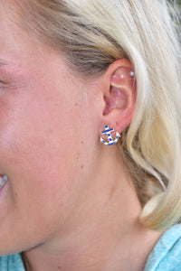 Anchors Up Earrings