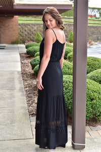 An Evening Out Maxi Dress