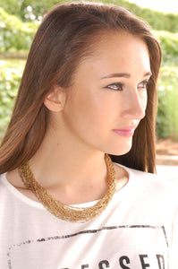 Golden State of Mind Necklace