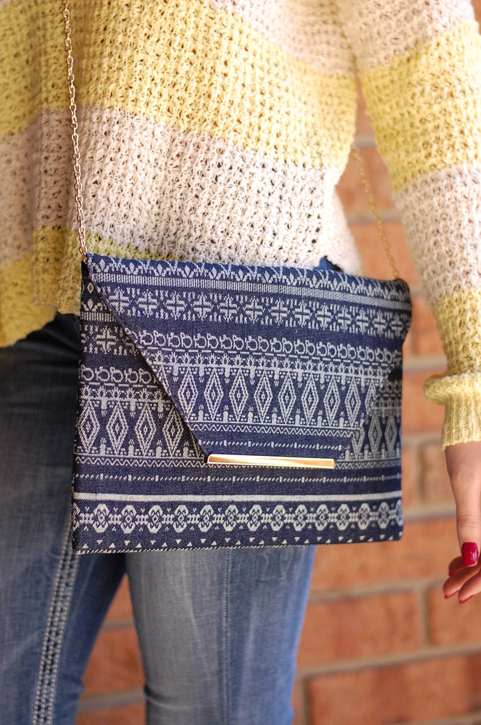 Aztec Dreams Clutch